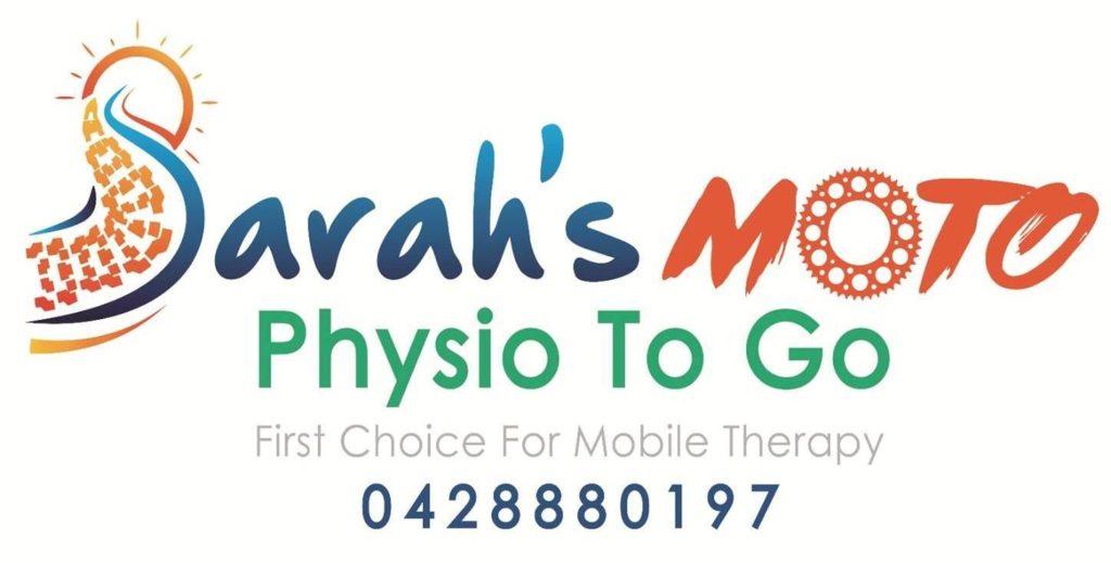 Sarahs Moto Physio To Go